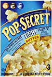 Microwave Popcorn Butter Flavor