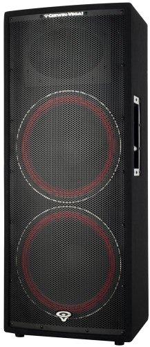 Cerwin-Vega CVI252 2000-Watts 2 x 15 Inches Passive 3-Way Loudspeaker - Cerwin Vega Dj