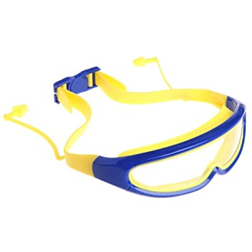 0493173ae74 Kids Swimming Goggles - Pro Anti Fog Technology - UV Protection and  Waterproof (Blue)