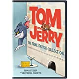 Tom and Jerry Gene Deitch Collection (DVD)