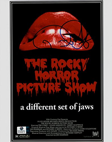Barry Bostwick Signed Autographed 8x10 Photo Rocky Horror Picture Show GV848216