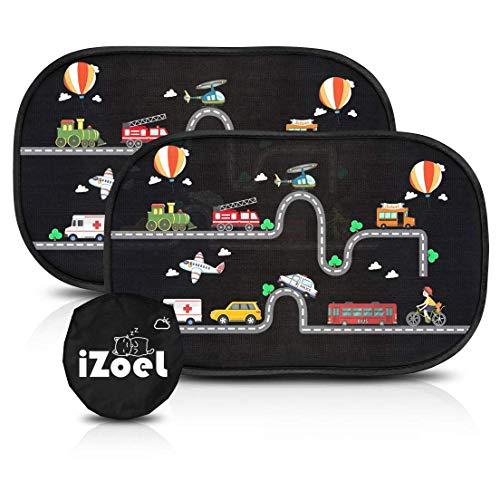 iZoeL Educational Vehicle Sunshades Universal product image