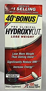 hydroxycut caffeine free amazon
