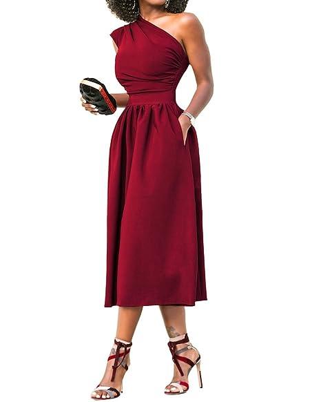 The 8 best one shoulder dresses under 100