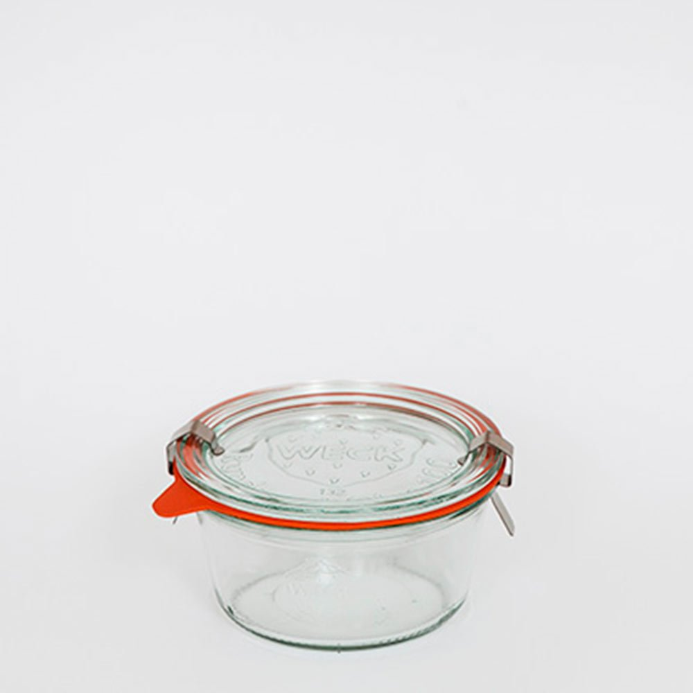Weck 740 Mold Jar 1/5 L Case of 6