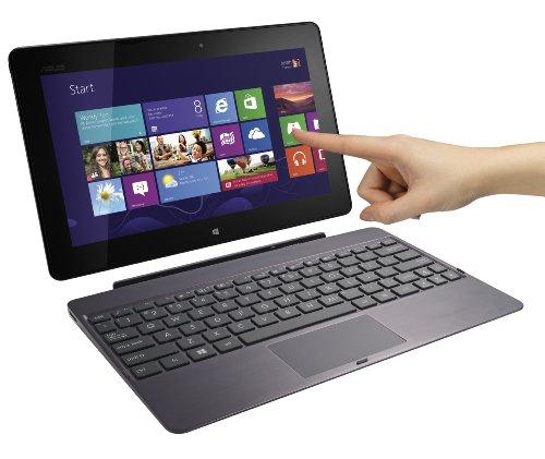 ASUS VivoTab RT TF600T-B1-GR 10.1-Inch 32 GB Tablet (Gray ...