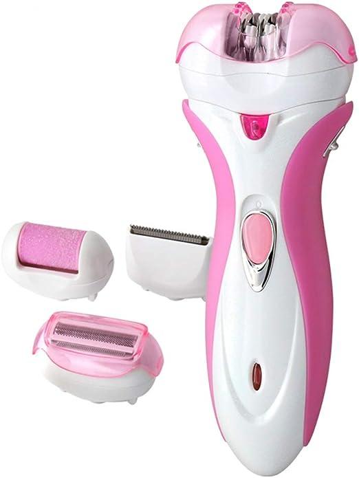 AF ES Secador eléctrico para Mujer Mini afeitadora portátil ...