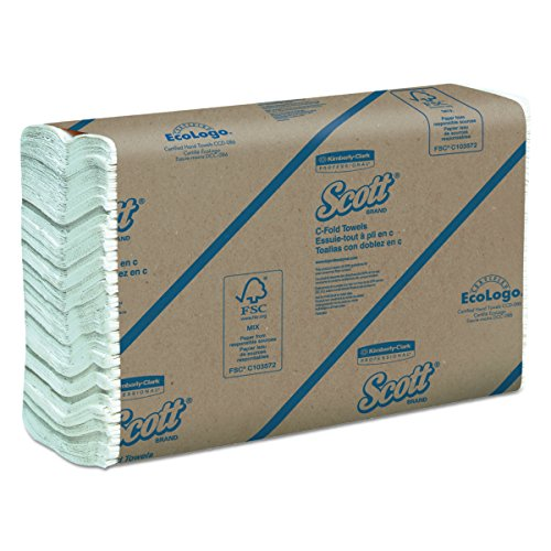 Scott C-fold Paper Towels - 3