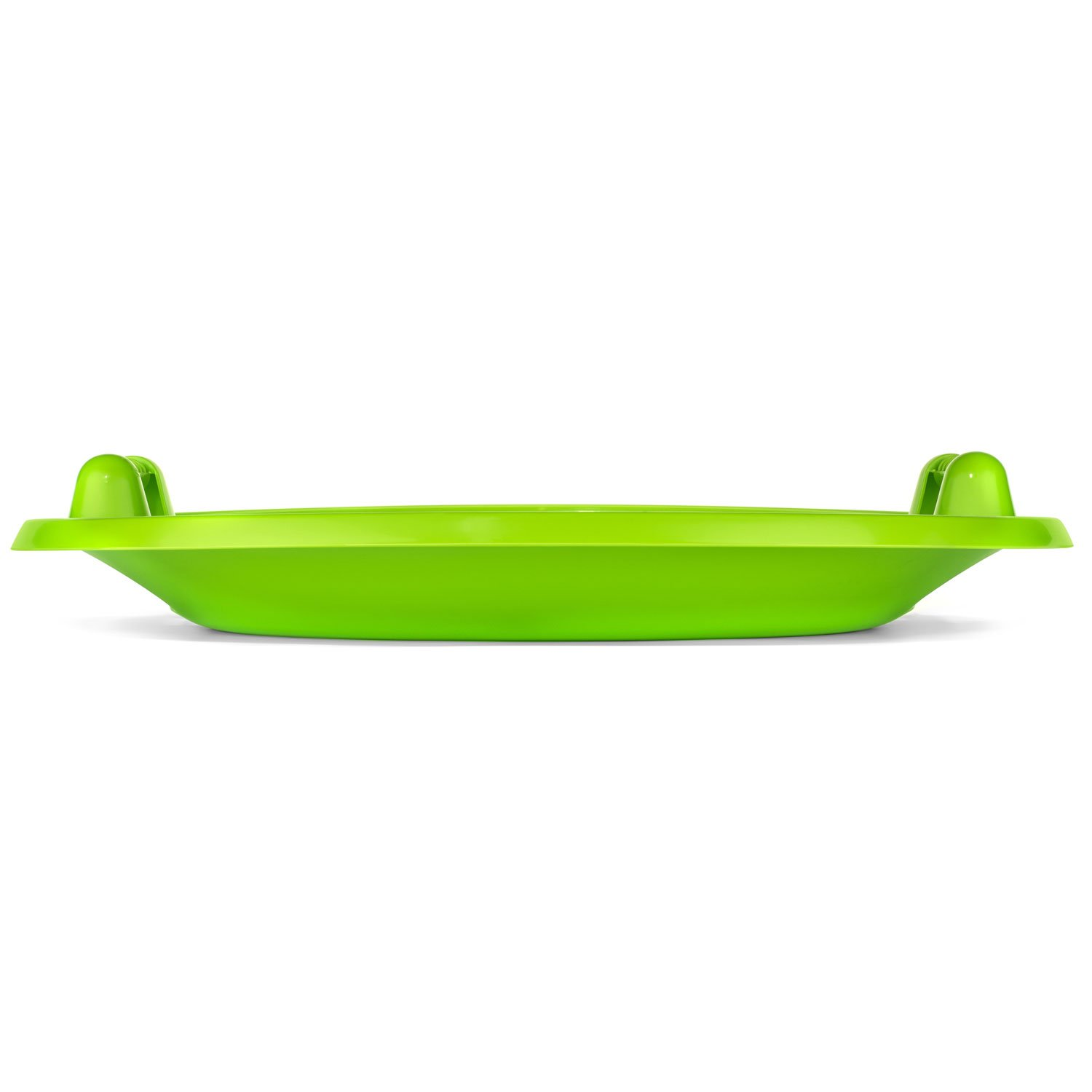 Lucky Bums Plastic Saucer Sled, 25-Inch Diameter, Green