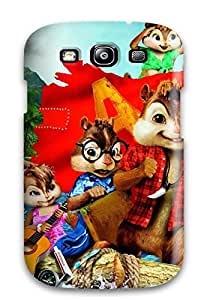 Allisassidy ZWqpcHR8560vDklc Protective Case For Galaxy S3(alvin And The Chipmunks 3 2011)
