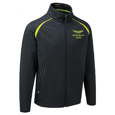 aed679833b31 Aston Martin Racing Softshell Jacket (Small) at Amazon Men s ...