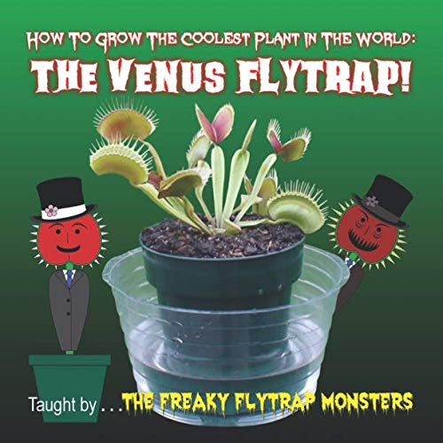 How to Grow the Coolest Plant in the World: The Venus Flytrap!