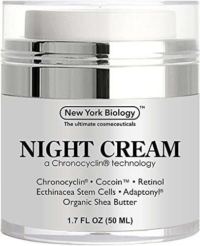 Aging Night Cream Moisturizer Retinol product image