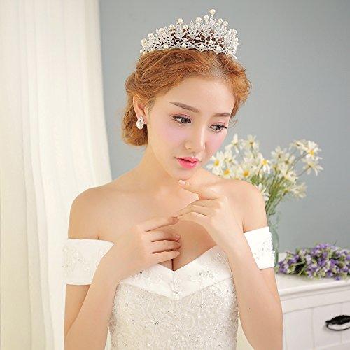 Wedding Dress Accessories.Amazon Com Generic 2018 New Bridal Hair Accessories Headdress