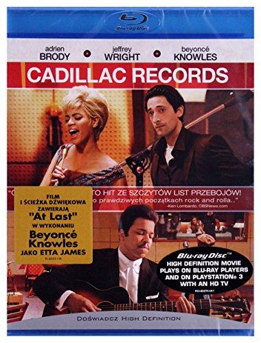 Cadillac Records [Region Free] (English audio. English subtitles)