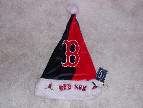 - Boston Red Sox 2017 Basic Santa Hat