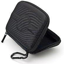 Black Nylon VG GPS Carrying Case (Size 4.3) for Garmin nüvi 255W/255WT 4.3-Inch Widescreen Portable GPS Navigator + SumacLife Wisdom Courage Wristband