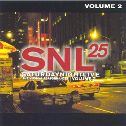 Saturday Night Live: 25 Years of Musical Performances, Vol. 2 by One Way Records Inc