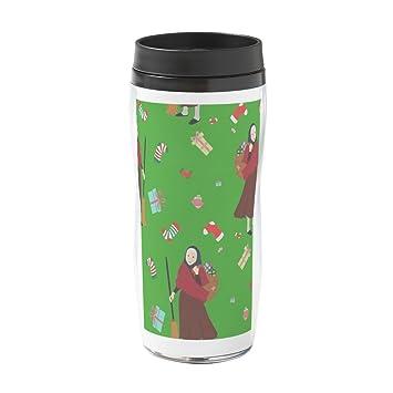 CafePress bruja de Navidad - Befana - 16 oz Taza de viaje: Amazon.es: Hogar