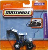 2011 Matchbox TUCKER SNO-CAT (BLUE plow), 4