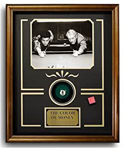 Amazon Com The Color Of Money Billiard Movie Memorabilia