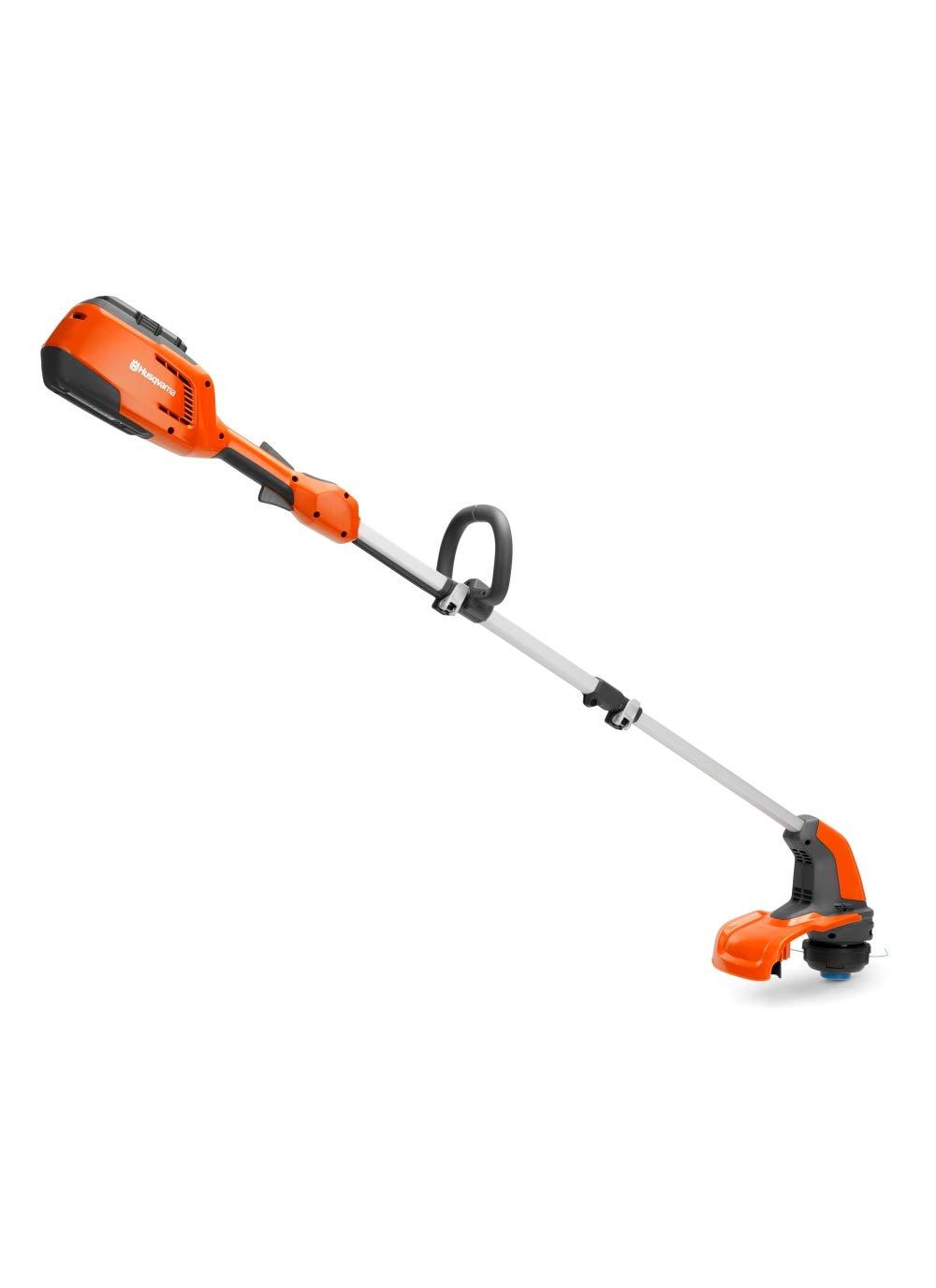 Husqvarna 115iL Gris, Naranja Batería - Cortacésped (D-loop handle ...