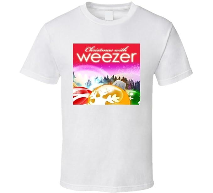 Weezer Christmas Sweater.Weezer A Weezer Christmas Christmas With Weezer Album Cover
