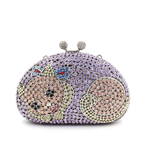 pour Chirrupy Pochette violet petit femme Chief nwYgg8qx1S