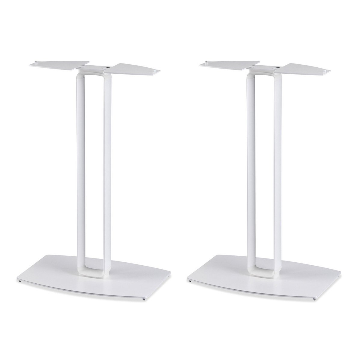 SoundXtra Floor Stands for Bose SoundTouch 30 - Pair (White)