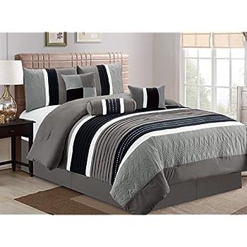 Fresh Grey Bed In A Bag  Ideas