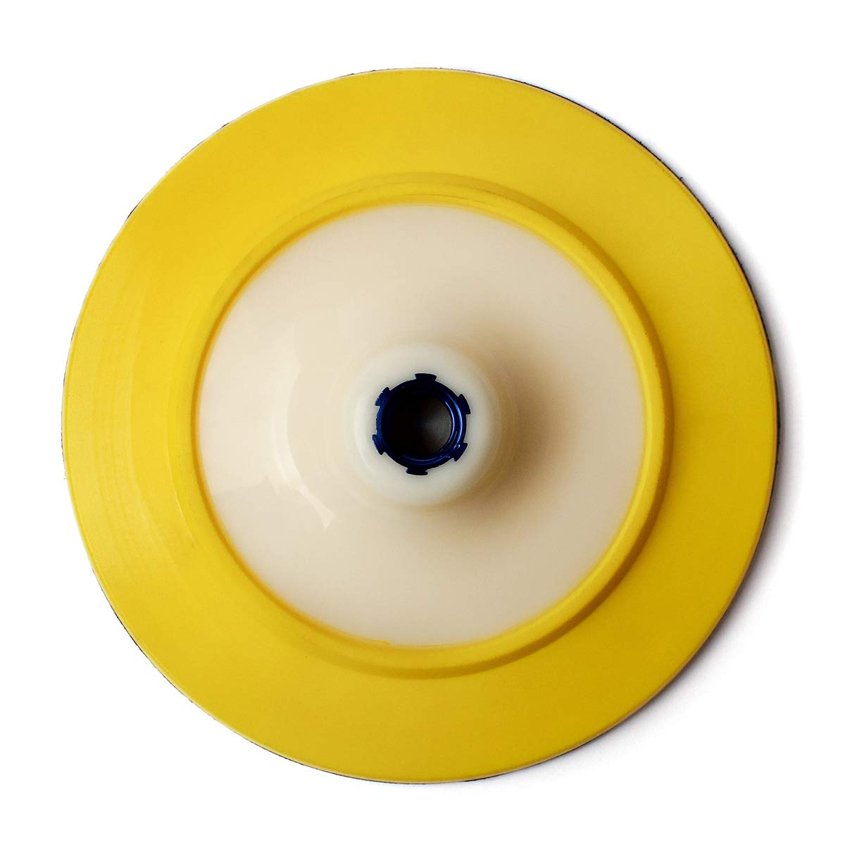 4 Hook and Loop Backer Pad with 5//8-11 Thread for Sanding//Polishing Pads