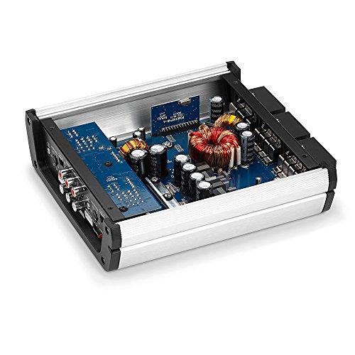 JL Audio JX400/4D 4-channel car amplifier 70 watts RMS x 4 + C2-650 450W 6.5'' 2-Way Evolution C2 Series Component Car Speakers System +C2-650x 450W 6.5'' 2-Way Evolution C2 Series Coaxial Car Speakers by JL Audio (Image #1)