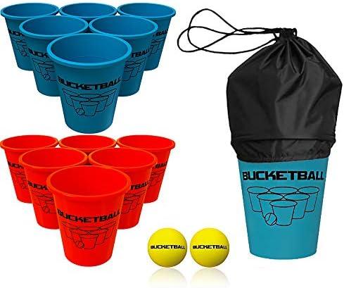 Bucket Ball Ultimate Tailgate Backyard