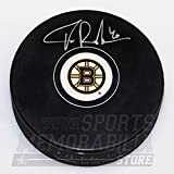 Tuukka Rask Boston Bruins Signed Autographed Bruins Hockey Puck