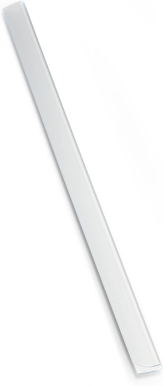 6/mm, A4, 10 unidades Vaina de sujeci/ón color negro Durable 293301