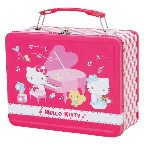 Hello Kitty Piano Lunch Box