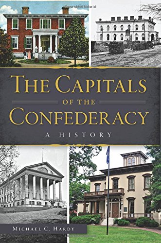 Download The Capitals of the Confederacy: A History (Civil War Series) pdf