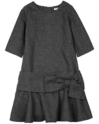 Deux Par Deux Girls Skirt - Deux par Deux Girls' Dress with Knot Girls Night Out, Sizes 4-12 - 10