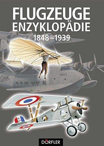 Flugzeuge-Enzyklopädie: 1848 - 1939