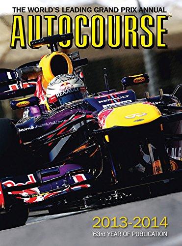 Autocourse 2018-19 The World/'S Leading Grand Prix Annual Formula One F1 Book