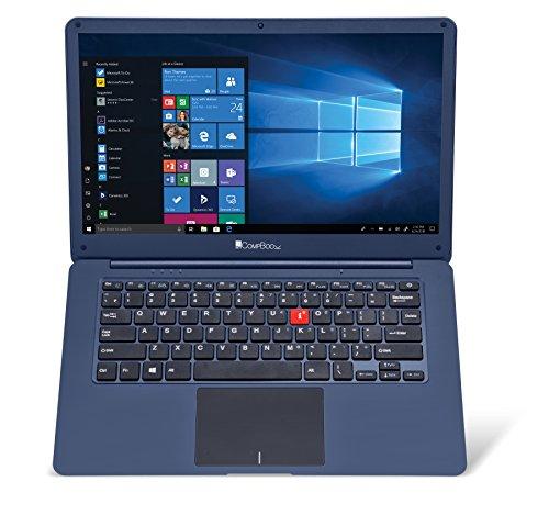 iBall M500 14 inch Laptop  Intel Celeron N3350/4 GB/32 GB/Windows 10/Integrated Graphics , Cobalt Blue