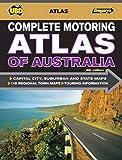 Complete Motoring Atlas of Australia 8th ed