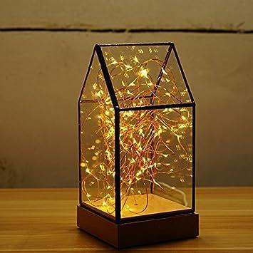 Lámpara de Mesa de Utilidad Familiar: Lámparas de Cama de ...