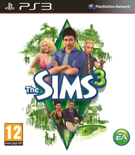 The SIMS 3 PS3 [PlayStation 3]