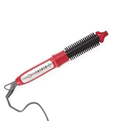 XZFS Cepillo Redondo Pelo electrico Cepillo alisador de Pelo electrico para alisado y Suavizado del Pelo