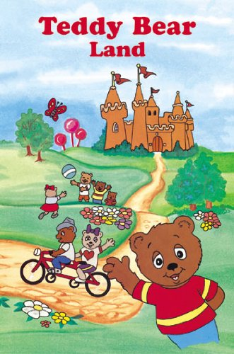 Teddy Bear Land Personalized Book 9 X 6