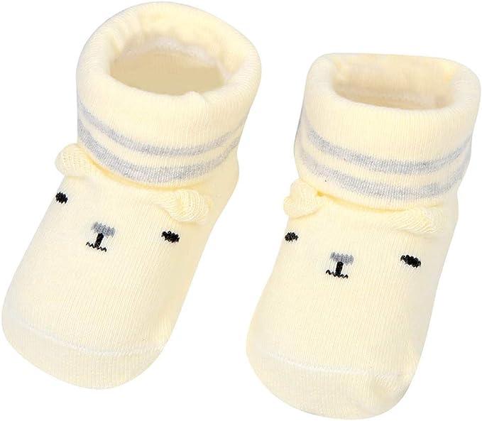 MAYOGO Bebé Calcetines Algodón Calcetin Para Niñas Cómodo Babys ...
