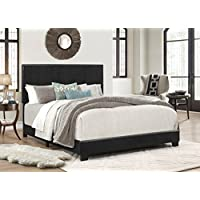 Crown Mark Erin Upholstered Bed, Queen