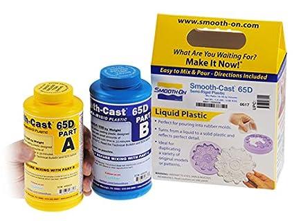 Smooth Cast 65D Liquid Plastic Casting Resin - Trial Unit