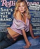 Rolling Stone Magazine # 851 October 12 2000 Kate Hudson (Single Back Issue)
